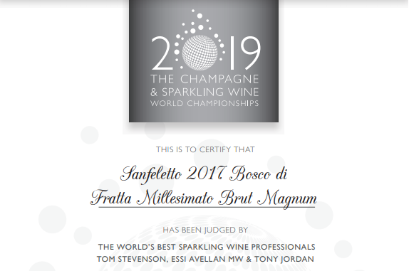 The Champagne & Sparkling Wine World Championships